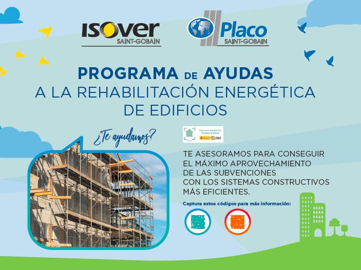 Isover y Placo presentan su servicio de asesoramiento profesional para facilitar el acceso a las ayudas aprobadas por el Gobierno