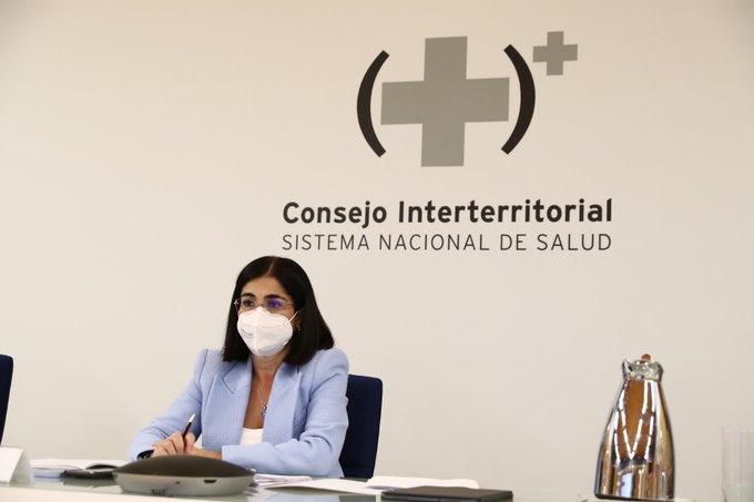 """Sanidad y las CCAA aprueban la distribución de 13 millones para """"mejorar"""" la red de vigilancia en salud pública l Foto: Ministerio de Sanidad"""
